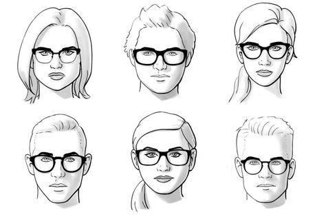 ottima vestibilità 16ee4 77705 Come scegliere gli occhiali - parte seconda - Irene Grisolia